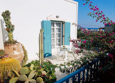 Hotel Andreas in Santorin - Bild von Ameropa