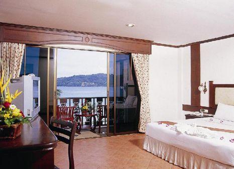 Hotelzimmer mit Sandstrand im Baan Boa Resort