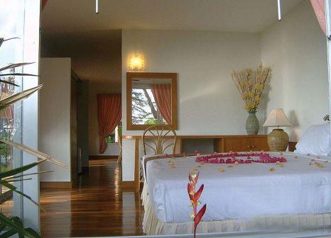 Hotelzimmer mit Fitness im The Passage Samui Villas & Resort