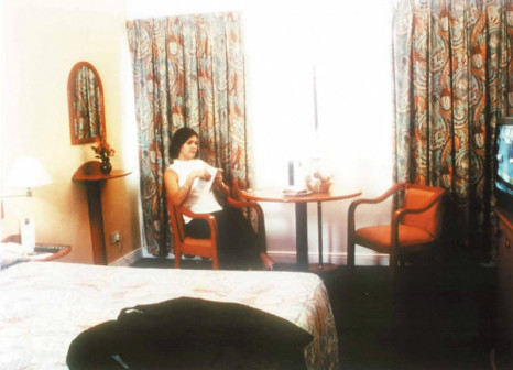 Hotelzimmer mit Tennis im Al Falaj Hotel