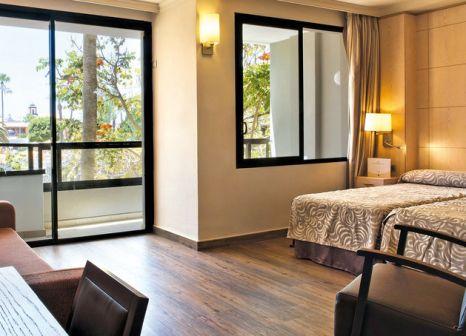 Hotelzimmer mit Mountainbike im Spring Hotel Bitácora
