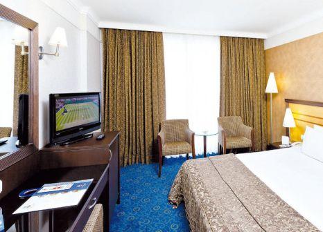 Hotelzimmer mit Volleyball im Porto Bello Hotel