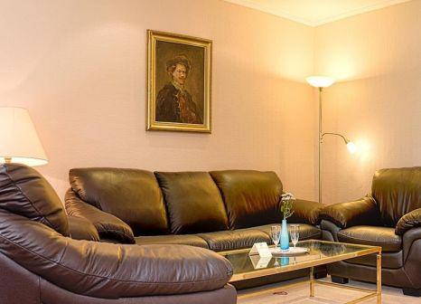 Hotelzimmer mit Paddeln im Seehotel Schwanenhof