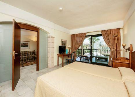 Hotelzimmer mit Volleyball im SENTIDO Mallorca Palace
