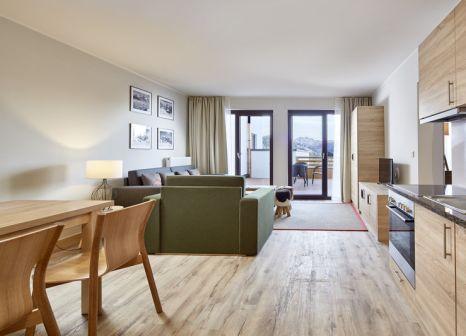 Hotelzimmer mit Minigolf im Das Alpenhaus Katschberg 1640