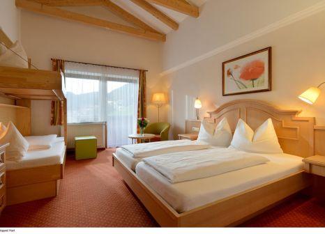 Hotelzimmer mit Spielplatz im Ferienhotel Hoppet