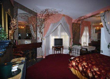 Hotelzimmer mit Whirlpool im Queen Anne