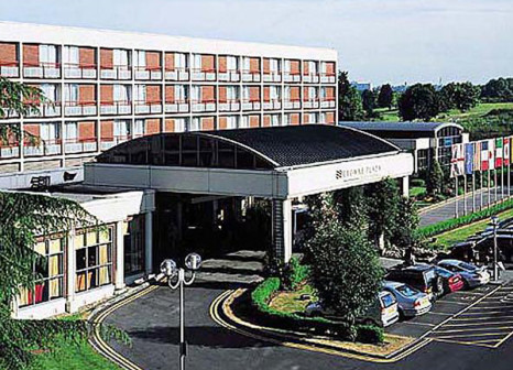 Hotel Crowne Plaza London Heathrow günstig bei weg.de buchen - Bild von Ameropa