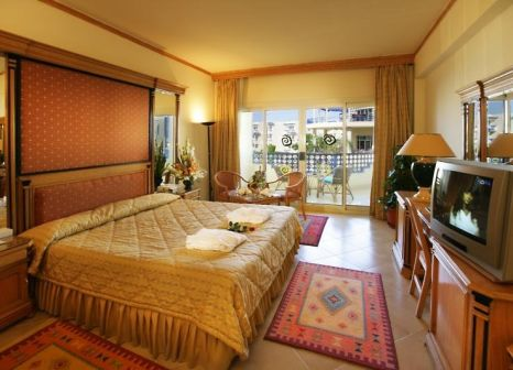 Hotelzimmer mit Volleyball im Grand Oasis Resort