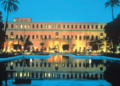 Cairo Marriott Hotel & Omar Khayyam Casino in Kairo - Bild von Ameropa