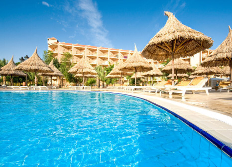Siva Grand Beach Hotel in Rotes Meer - Bild von ETI