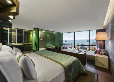 Hotelzimmer mit Volleyball im Maxx Royal Kemer Resort
