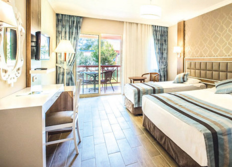 Hotelzimmer mit Mountainbike im Kustur Club Holiday Village
