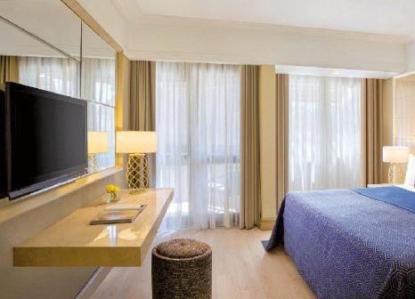 Hotelzimmer mit Volleyball im Paloma Foresta Resort & Spa