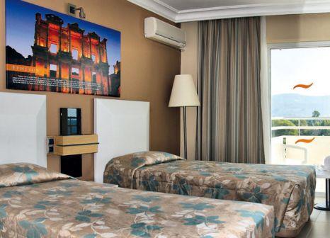 Hotelzimmer mit Volleyball im Ephesia Resort Hotel