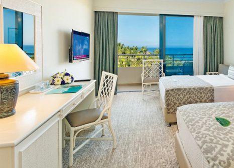 Hotelzimmer mit Volleyball im Mirage Park Resort