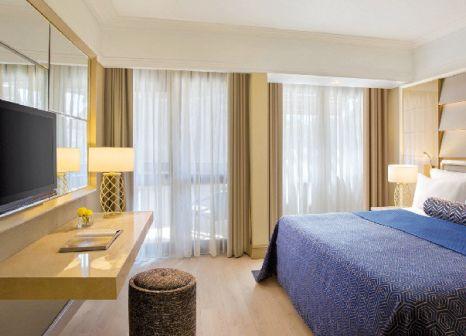 Hotelzimmer mit Volleyball im PALOMA Foresta Resort