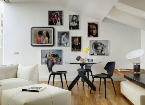 Hotelzimmer mit Hallenbad im Palazzo Montemartini Rome, A Radisson Collection Hotel