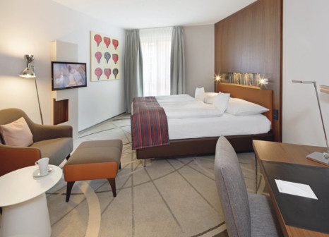 Hotelzimmer mit Fitness im Mövenpick Hotel Münster