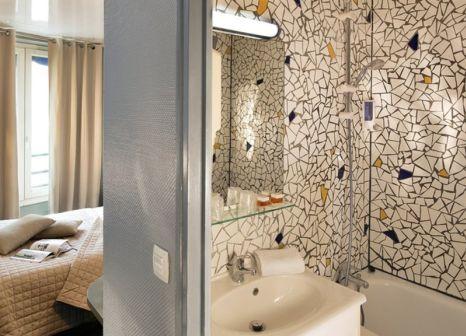 Hotelzimmer mit Klimaanlage im Beaumarchais