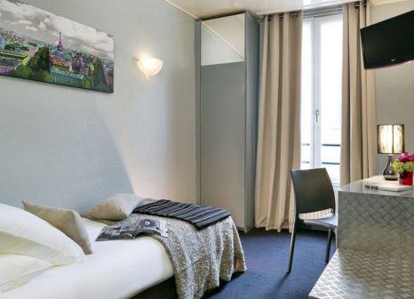 Hotelzimmer mit Internetzugang im Beaumarchais