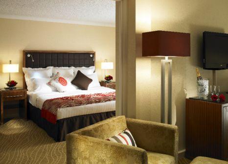 Hotelzimmer mit Fitness im Marriott Edinburgh