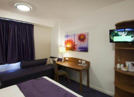 Hotelzimmer mit Aufzug im Premier Inn London Putney Bridge