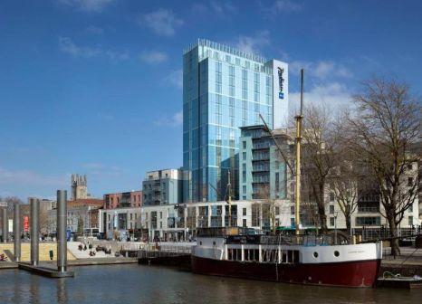 Radisson Blu Hotel Bristol günstig bei weg.de buchen - Bild von TUI Deutschland
