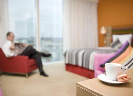 Hotelzimmer mit Restaurant im Radisson Blu Hotel Bristol