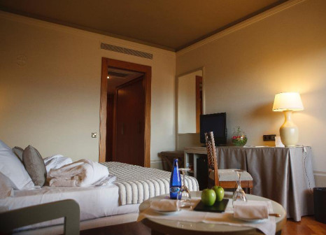 Hotelzimmer mit Tennis im Parador de Segovia