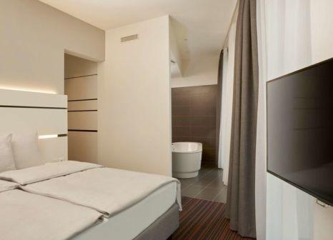 Hotelzimmer mit Sauna im HYPERION Hotel Hamburg