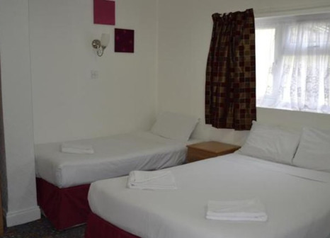 Hotelzimmer mit undefined im Park Hotel