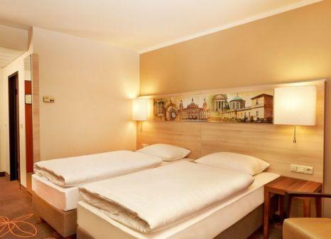 Hotelzimmer mit Fitness im H+ Hotel Hannover