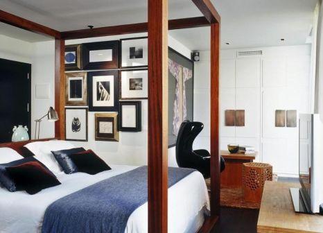 Hotelzimmer mit Pool im Pulitzer Barcelona