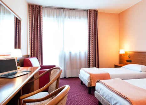 Hotelzimmer mit WLAN im Airport Hotel