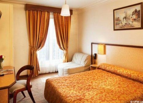 Hotelzimmer mit WLAN im Kuntz