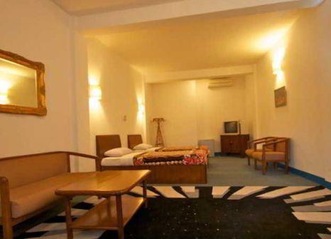 Hotelzimmer mit Restaurant im Kathmandu Guest House