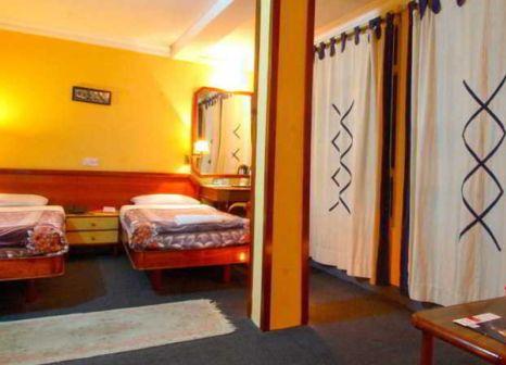 Hotelzimmer mit Klimaanlage im Kathmandu Guest House
