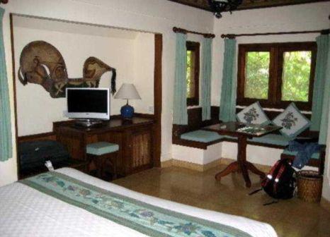 Hotelzimmer mit Pool im Poppies Bali
