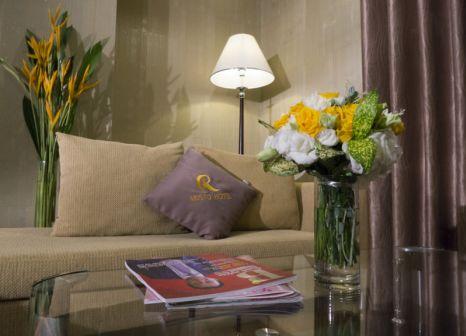 Hotelzimmer mit Massage im Aristo Hotel