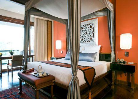 Hotelzimmer mit Kinderpool im RatiLanna Riverside Spa Resort Chiang Mai