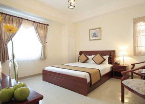 Hotelzimmer mit Klimaanlage im Le Duy