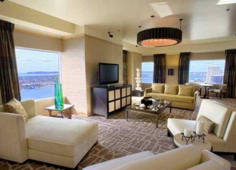 Hotelzimmer mit Animationsprogramm im Hilton San Diego Bayfront