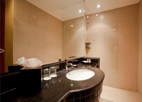 Hotelzimmer mit Kinderpool im White Rose Kuta Resort, Villas & Spa