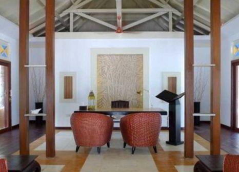 Hotelzimmer mit Paddeln im Kura Kura Resort