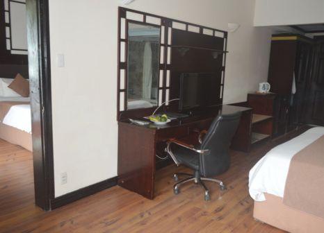 Hotelzimmer mit Mountainbike im River Beach Resort