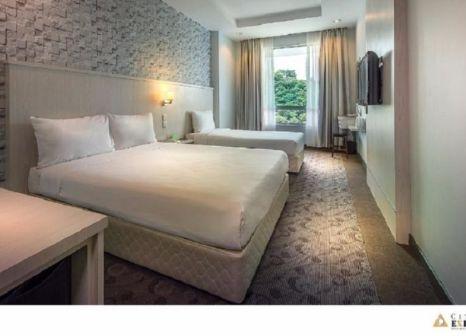 Hotelzimmer mit WLAN im Cititel Express Kota Kinabalu