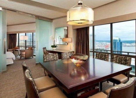 Hotelzimmer mit Hallenbad im The Westin Seattle