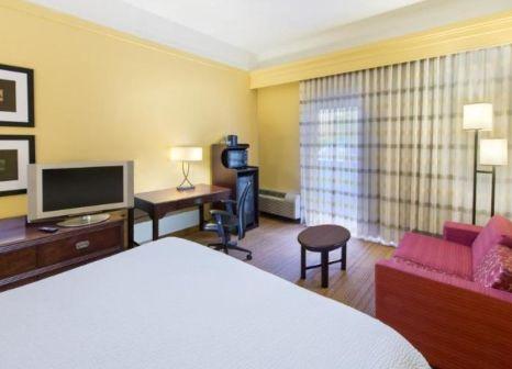 Hotelzimmer mit Pool im Courtyard Pensacola