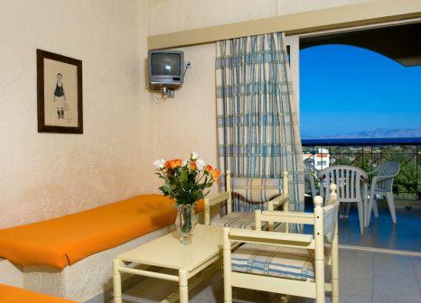 Hotelzimmer mit Volleyball im Filerimos Village Hotel
